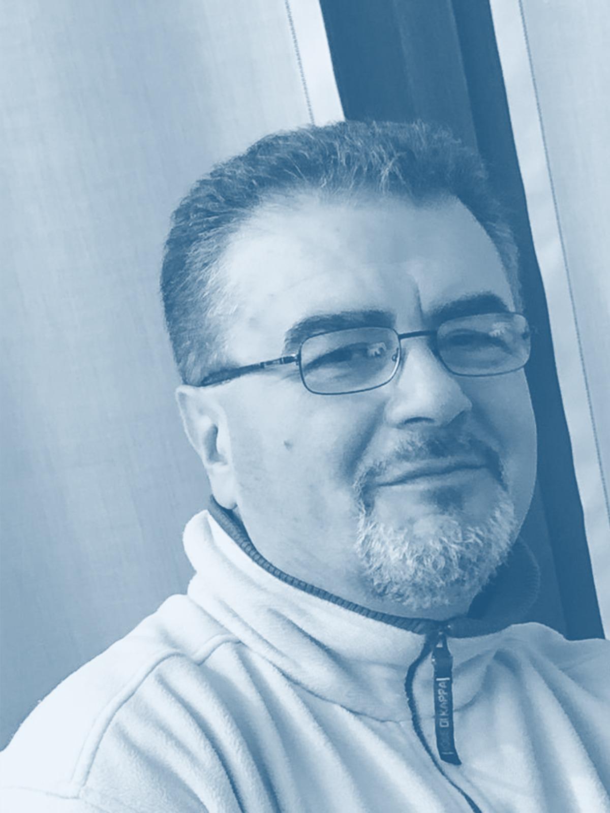 Ubaldo - sviluppatore iot e nuove tecnologie per Fiberdroid