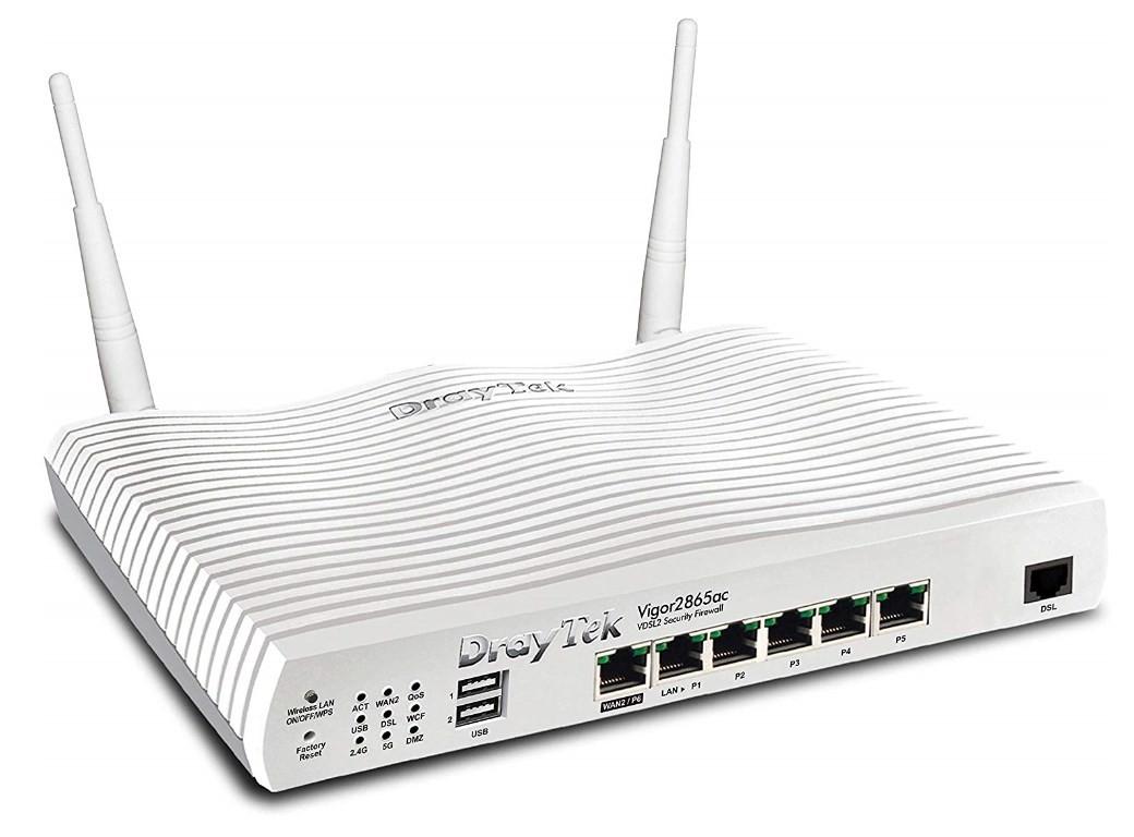 Foto router draytek 2865 AC
